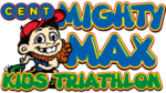 Mighty Max Youth Triathlon Logo