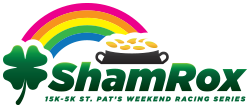 ShamRox Run Running Series Logo
