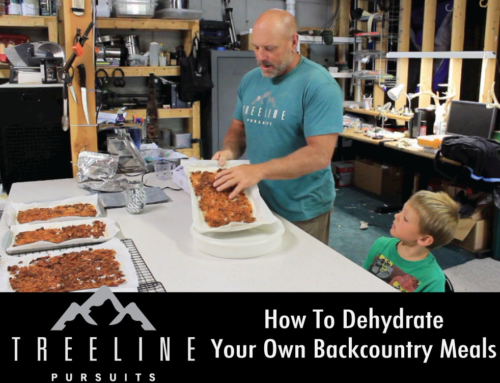 How To Dehydrate Your Own Backcountry Meals