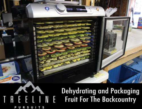 Dehydrating And Packaging Fruit For The Backcountry