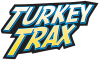 Turkey Trax Run | Thanksgiving Day Logo