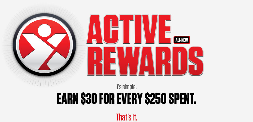 Active Rewards by Ultramax Sports