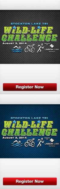 Stockton Wild-Life Triathlon