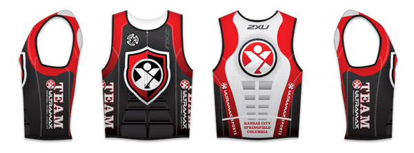 Team Ultramax Bike Jerseys